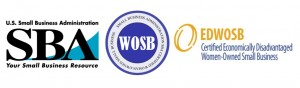 SBA EDWOSB logos